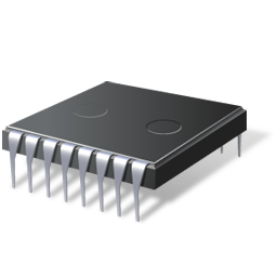 Hardware-Chip-icon